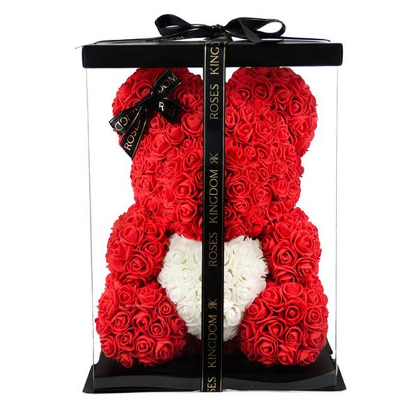 40cm-medved-z-ruzi-cerveny-s-bielym-srdcom-cierny-box