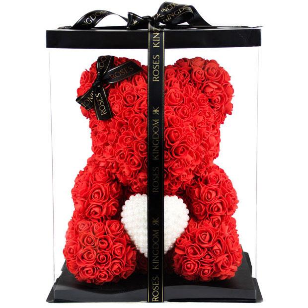 40cm-medved-z-ruzi-cerveny-s-perlickovym-srdcom-cierny-box
