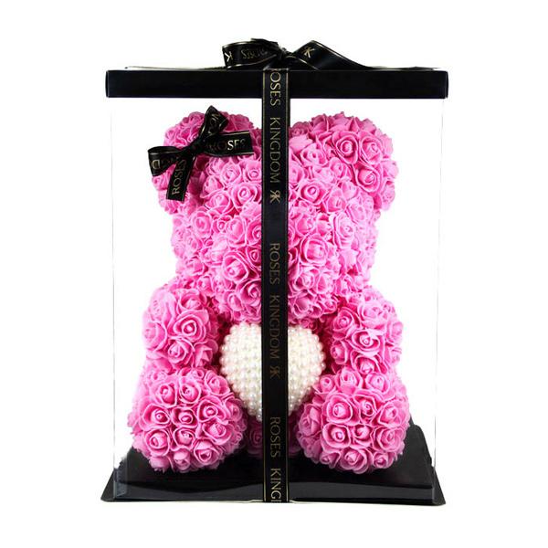 40cm-medved-z-ruzi-ruzovy-s-perlickovym-srdcom-cierny-box-2